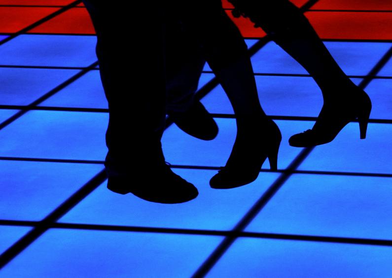 Uitnodiging feest dansen  1