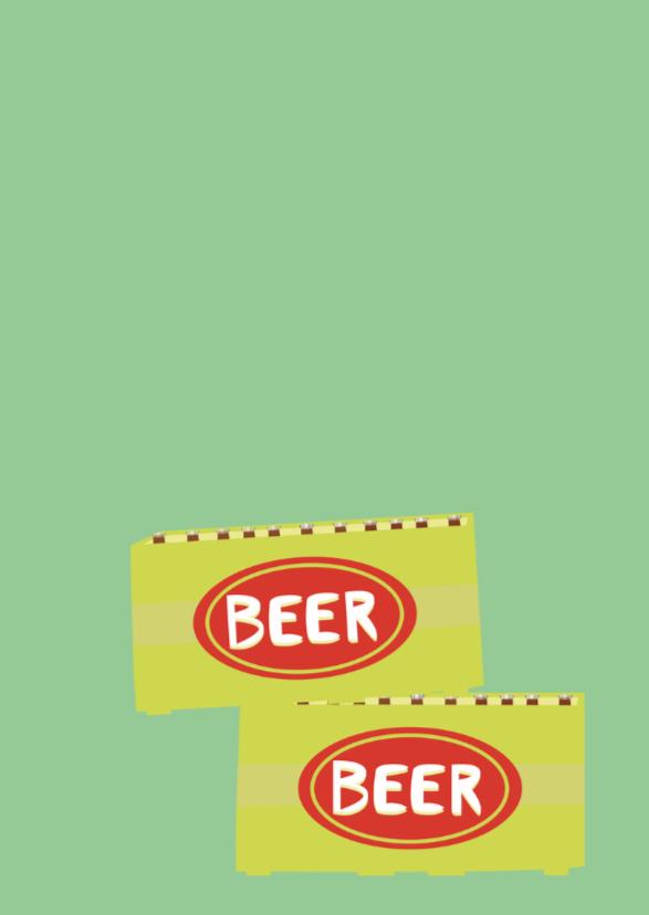 Uitnodiging Feestje met biert! 2