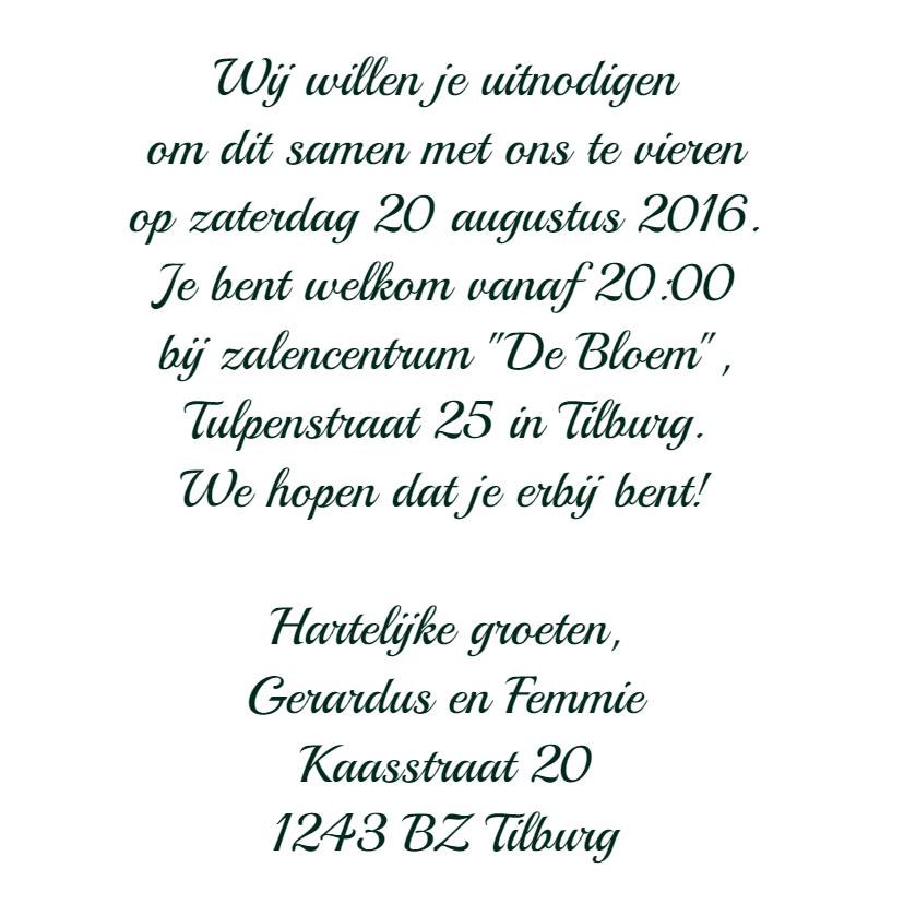 Uitnodiging Gelukkig samen IW  3