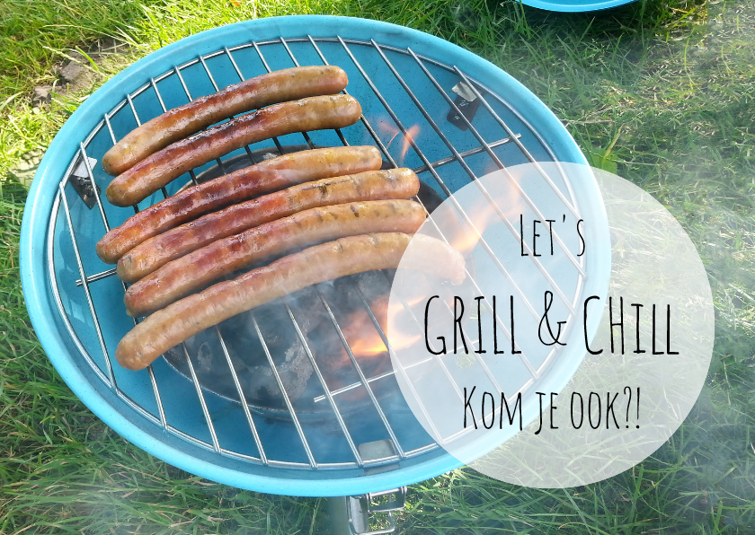 Uitnodiging Grill & Chill 1