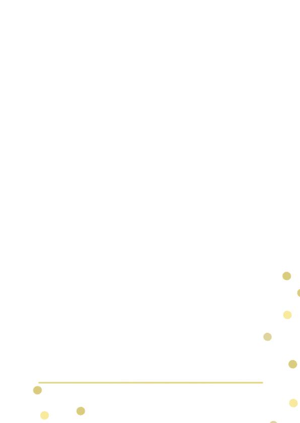 Uitnodiging Jubileum goud av 3