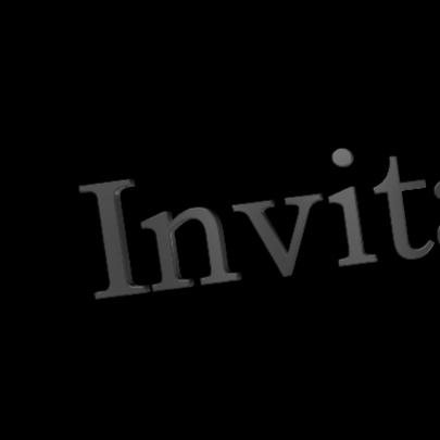 Uitnodiging neonlight 2