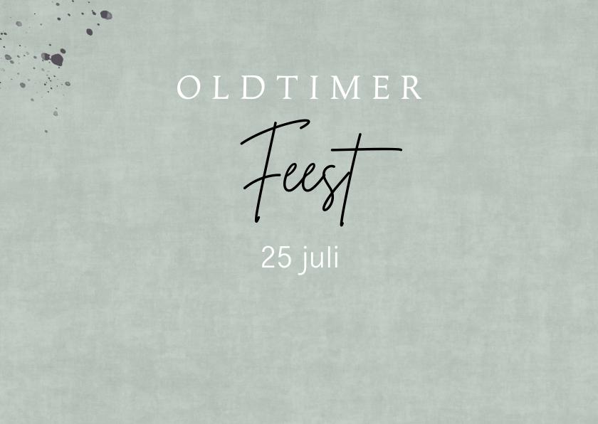 uitnodiging oldtimer 2