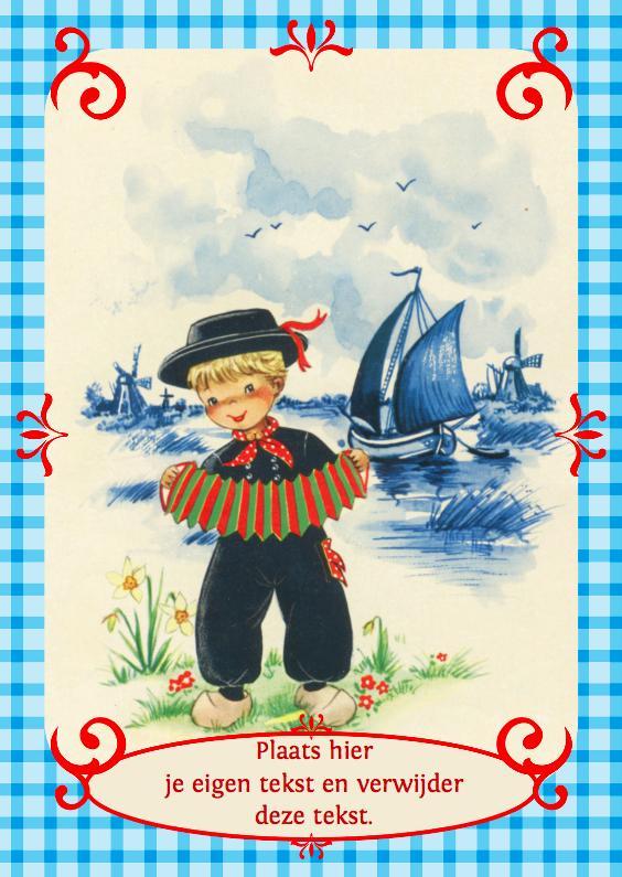Uitnodiging oud Hollands 1