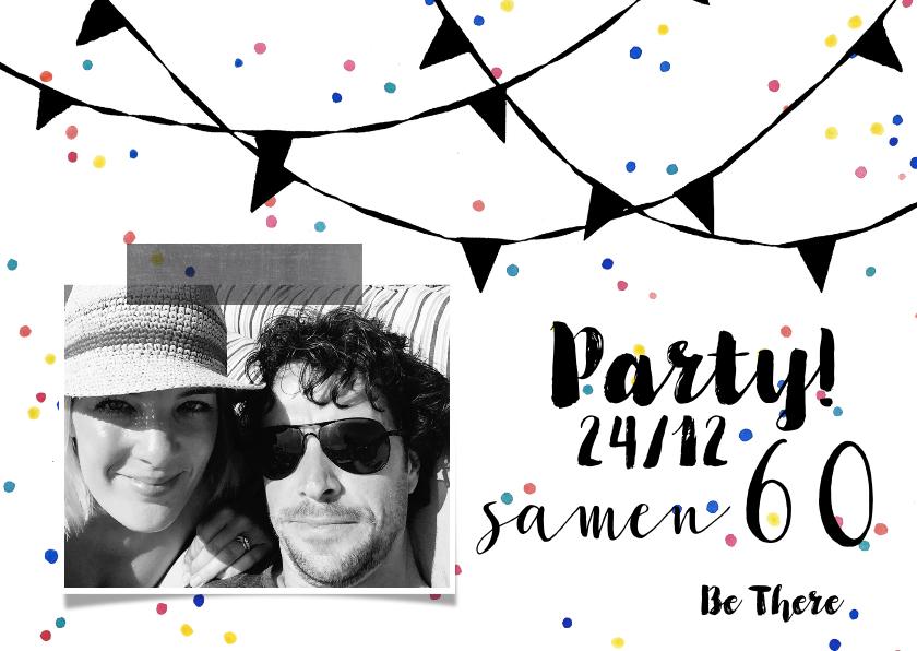 Uitnodiging samen verjaardag 1