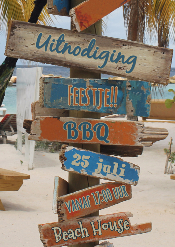 uitnodiging  STRAND paal S  1