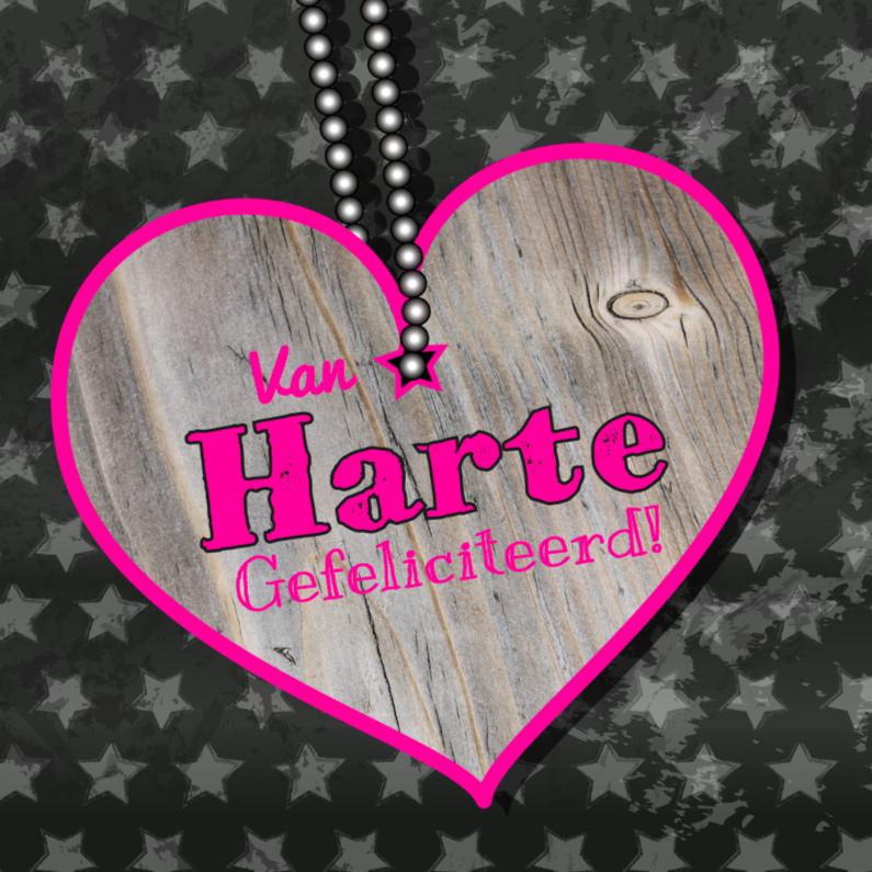 Van HARTE houten hart ster 4k 1