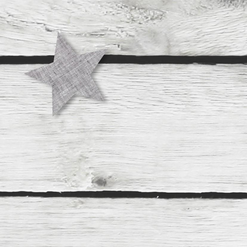 Verhuiskaart eigen txt sterren 2
