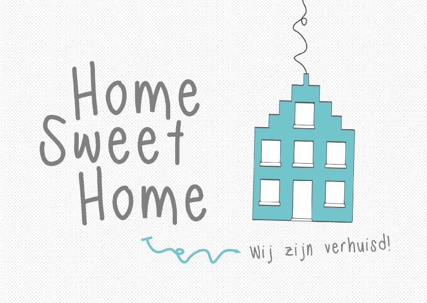 Verhuiskaart- Home Sweet Home-LK 1