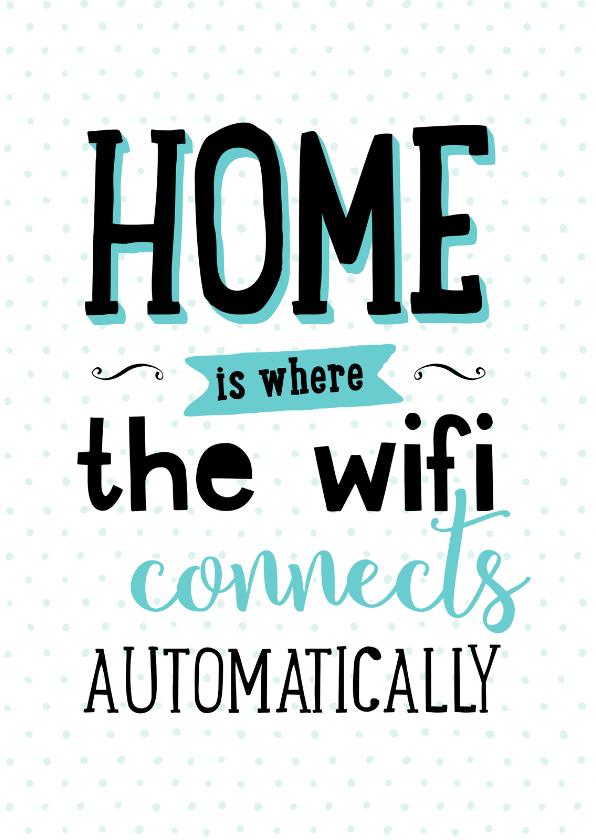 Verhuiskaart Wifi 1