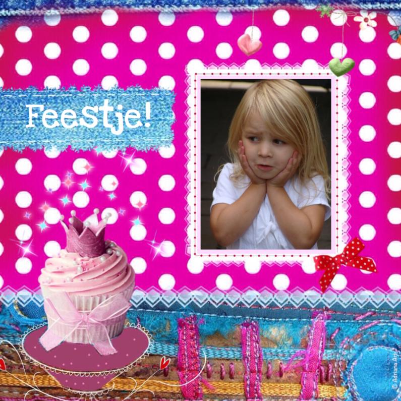 Verjaardag feestje meisje 1