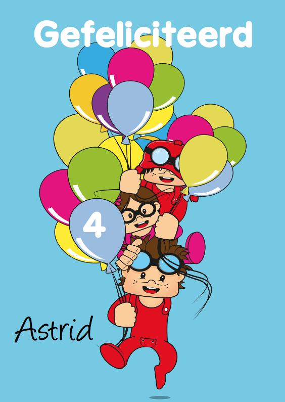 Verjaardag gefeliciteerd A3 1