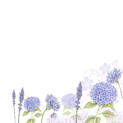 verjaardag hortensia bloemen 3