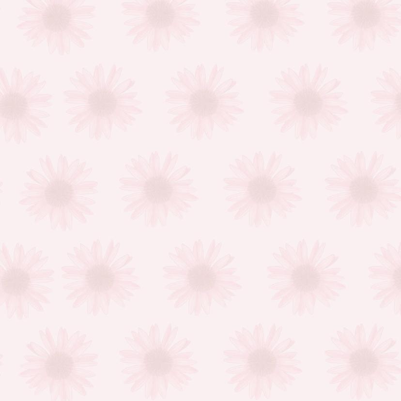 Verjaardag kristy's 1 bloem - RN 3