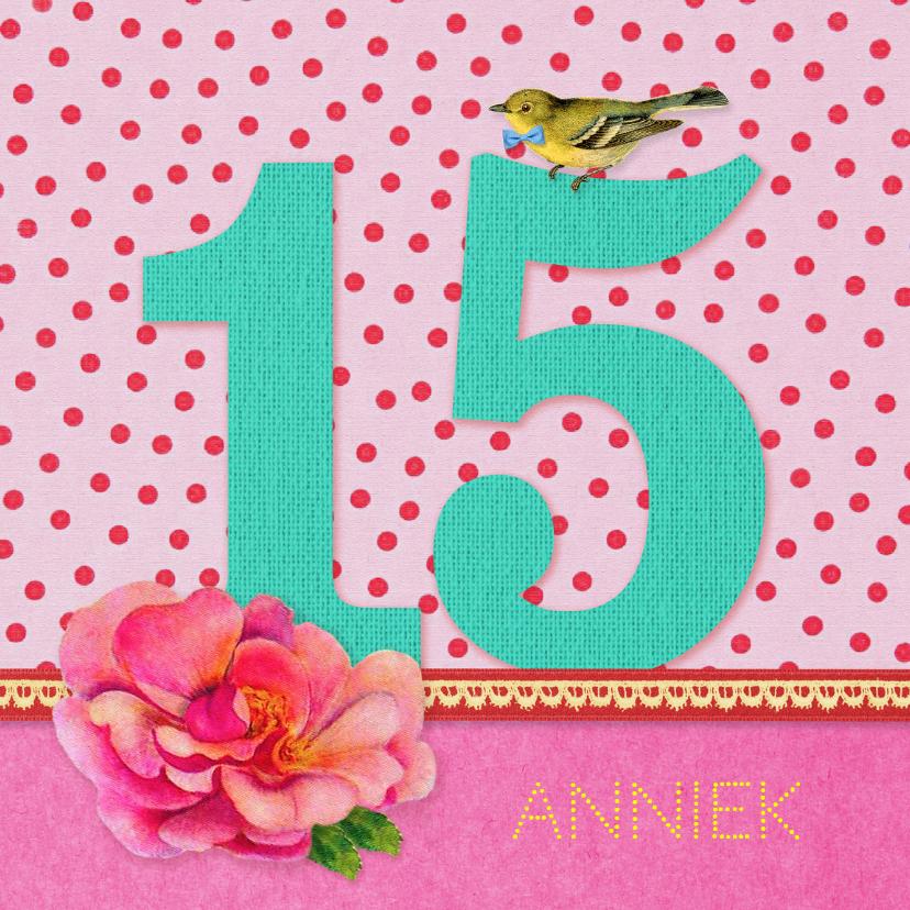 Verjaardag Meisje 15 1