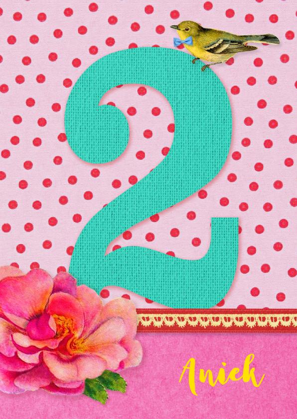 Verjaardag Meisje 2 1