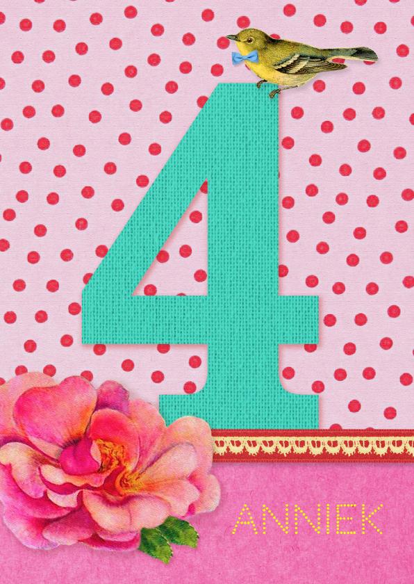 Verjaardag Meisje 4 1