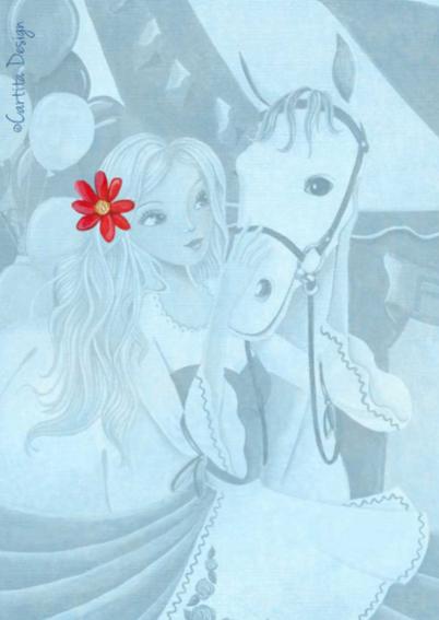 Verjaardag Paarden Meisje 2