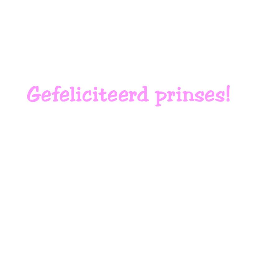 Verjaardag van een prinses! 3