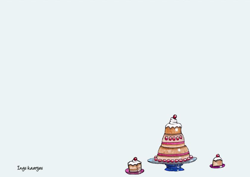 verjaardagsfeest kroonluchter 3