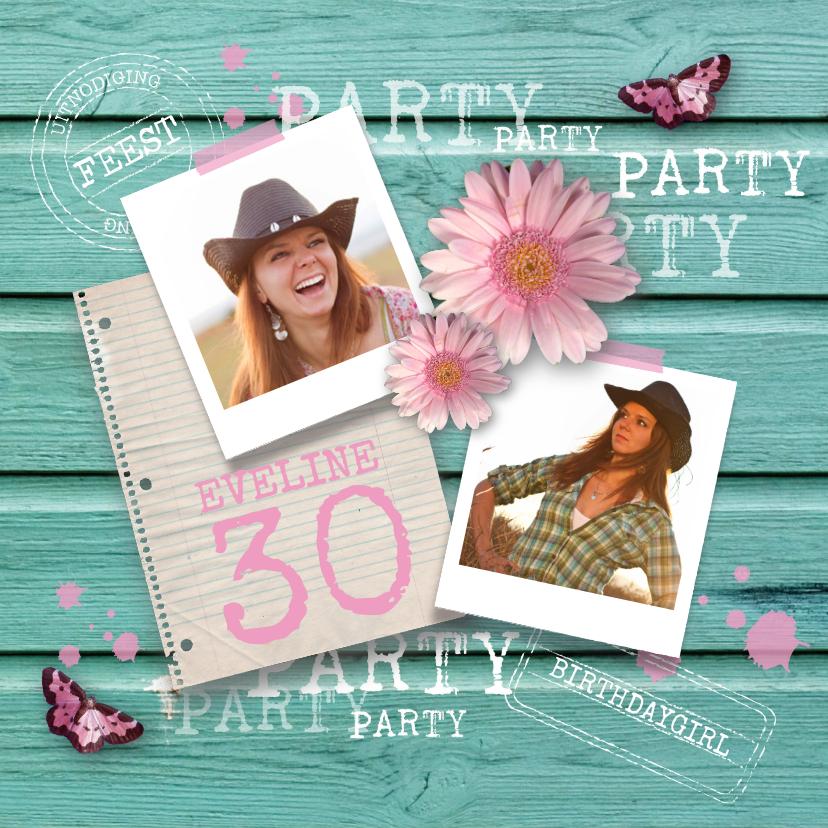Verjaardagsfeest vrouw party 1