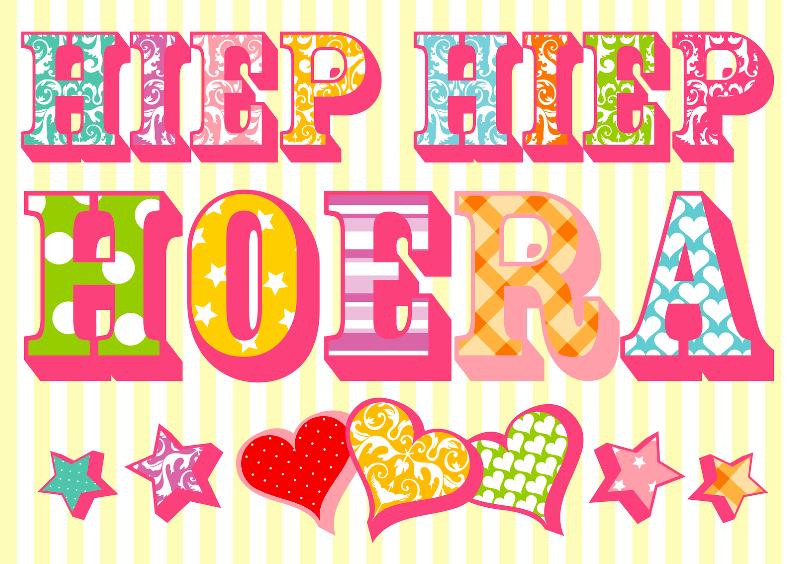 Hiep Hiep Hoera Melissa 91 Wordt 27 Oktober 24 Jaar Msweb Forum