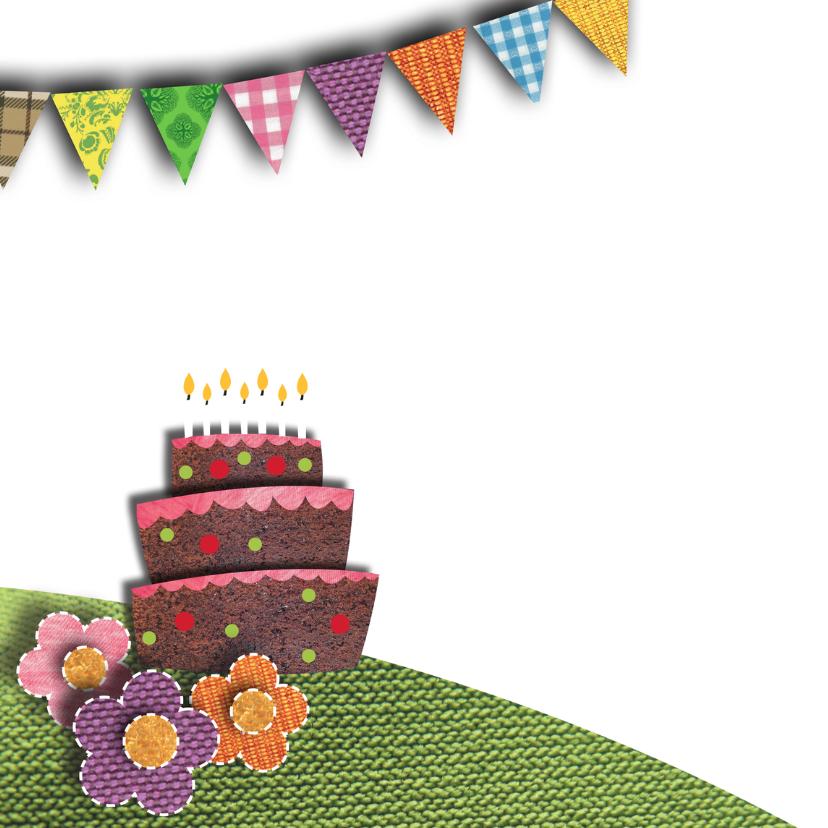 Verjaardagskaart - Kind  2