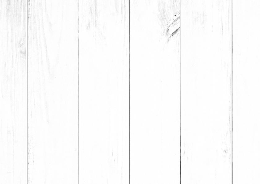 Verjaardagskaart met hout - DH 2