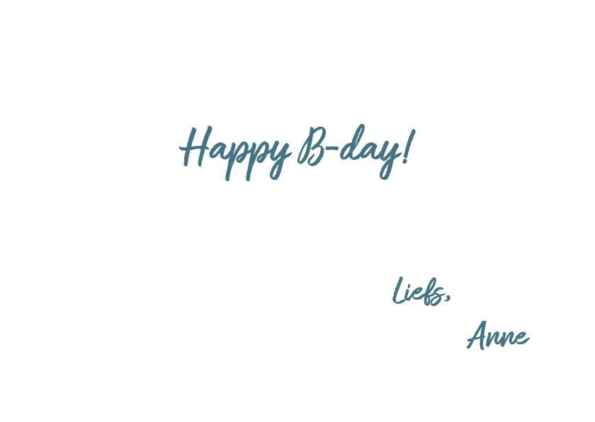 Verjaardagskaart Sweet 16 3