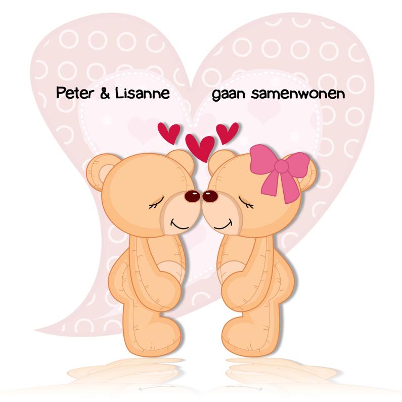 Verliefde beren 1