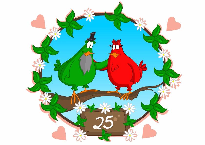 Vijfentwintig jaar samen 1