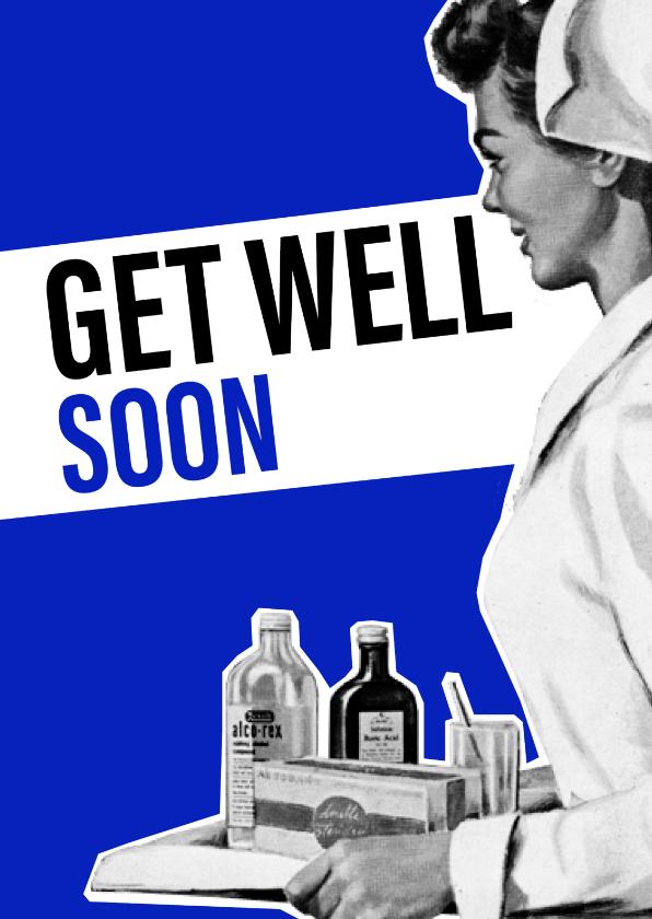 Vintage get well soon 1