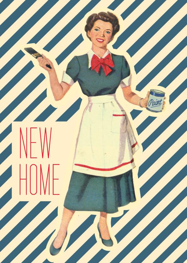 Vintage New Home 1