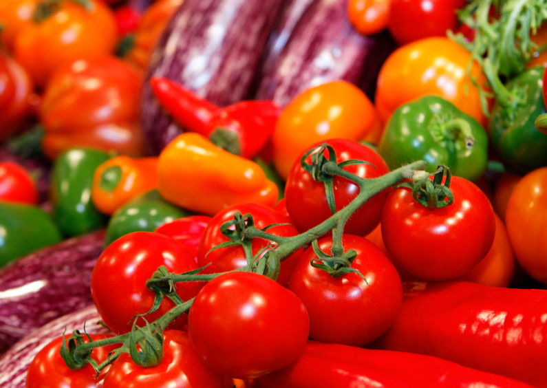 Vitamientjes - Tomaten 1