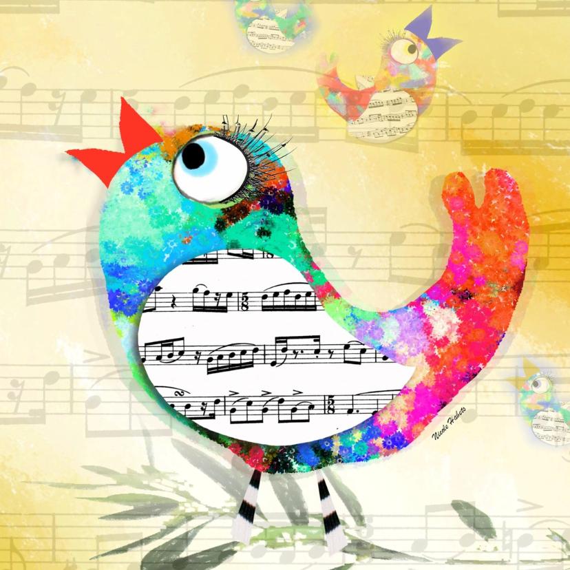 Vogel uitnodiging 1