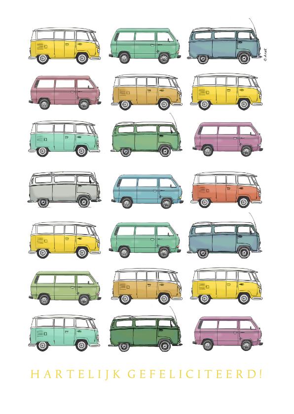 Volkswagen bus T1 T2 T3 1