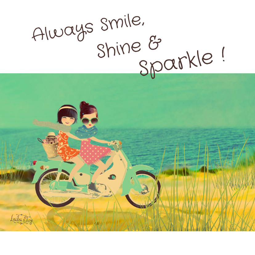 Vriendschap Smile & Shine -LT