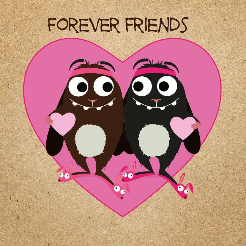 Vriendschap Veerie Forever  1