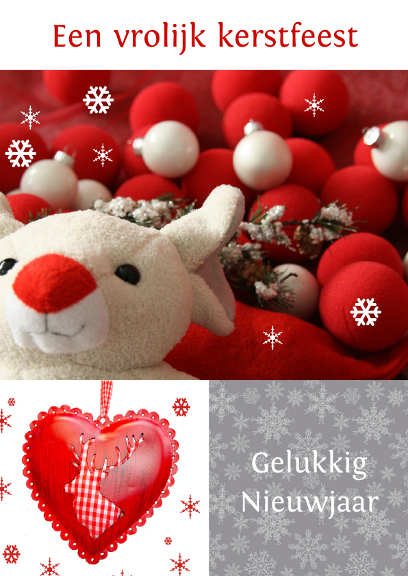 Vrolijk Kerstfeest cliniclowns 1