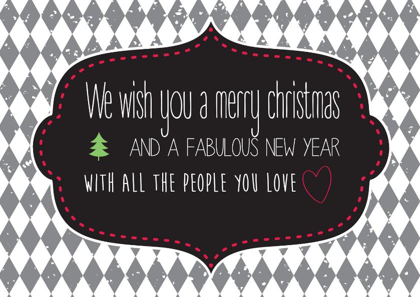 We wish you love 1