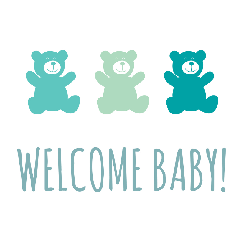 Welcome baby! 1