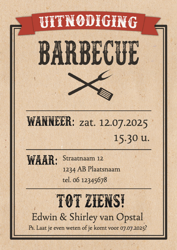 Western barbecue-isf 1