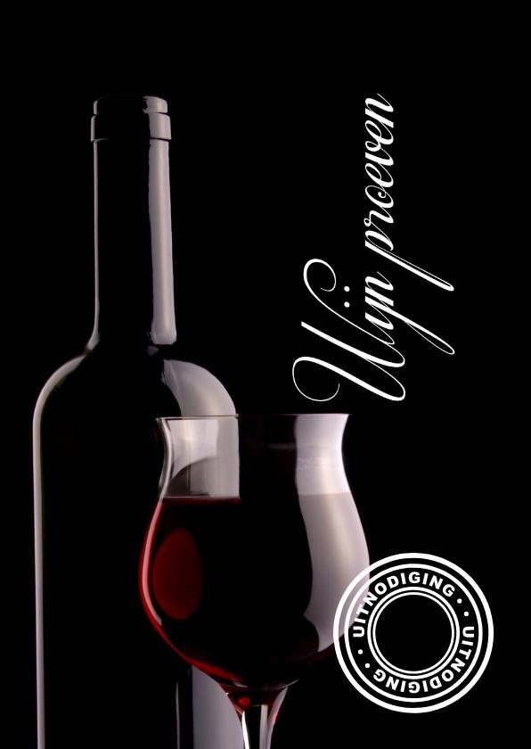 Wijn proeven-isf 1