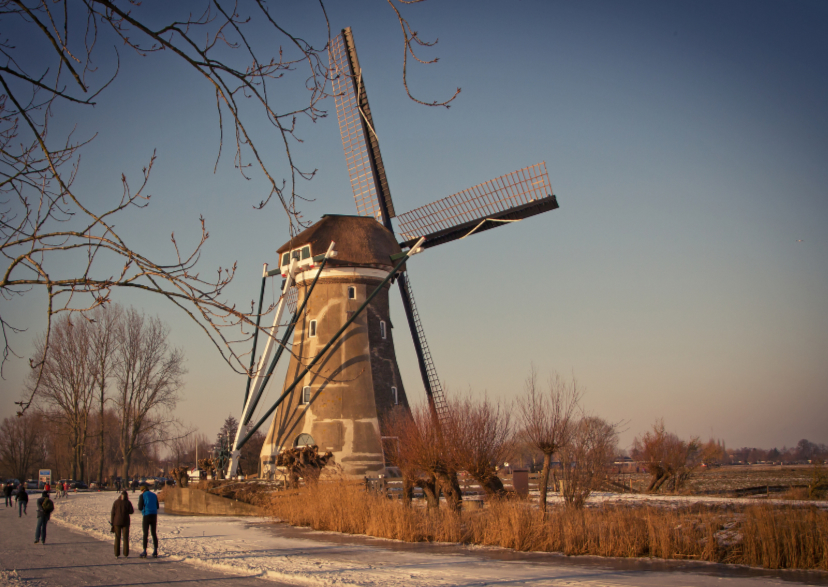 Winters Holland 1