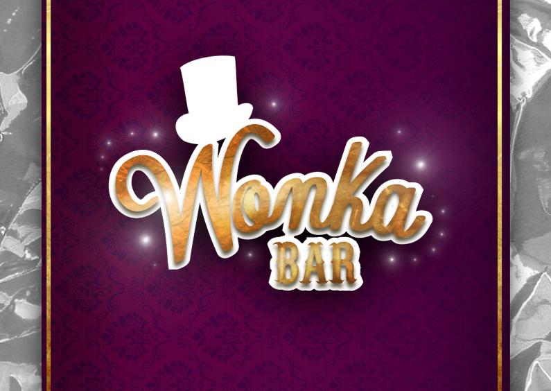 Wonka chocolade kaart 1