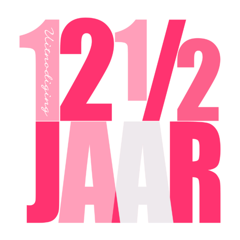 Woorden 12 1/2 Jubileum - BK 1