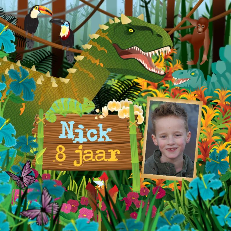 YVON dinosaurus dino jongenskaart dieren 1