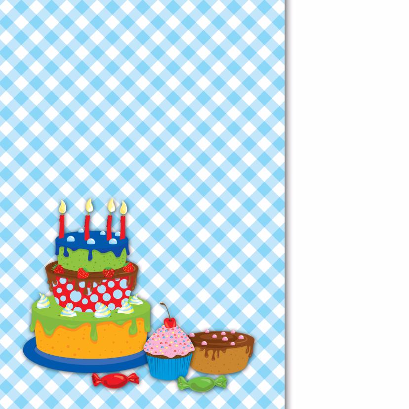 YVON eigen naam & leeftijd jongen taart 2