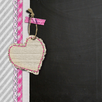 YVON geboorte label roze 2