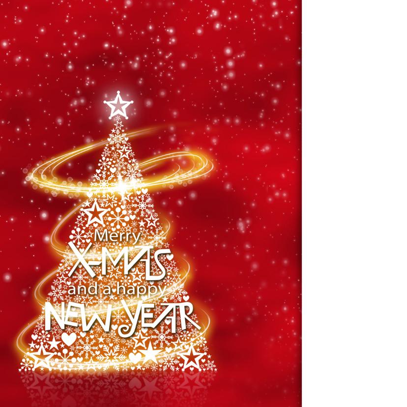 YVON kerstboom sneeuw lichtjes 2